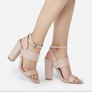 JustFab Perenna heels